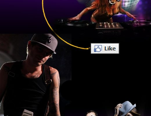 New Facebook Fan Page Design – Ballzy