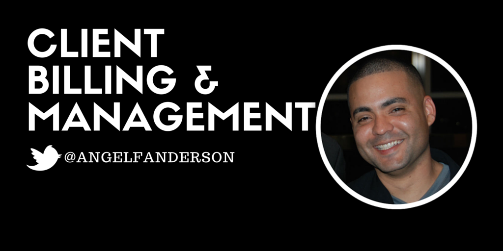 Client billing and Management