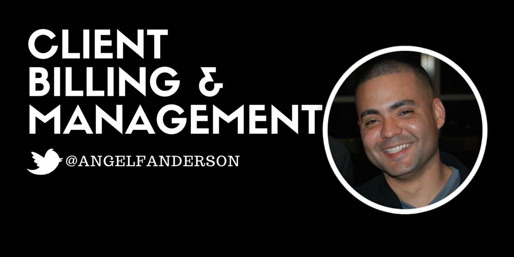 Client billing and Management