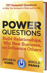 Power Questions Book