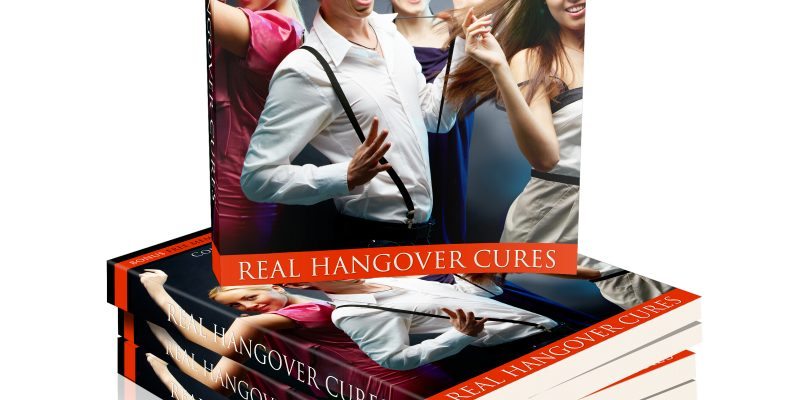 New Kindle Book – Real Hangover Cures