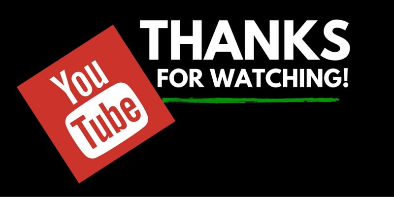My top 10 YouTube videos in 2015