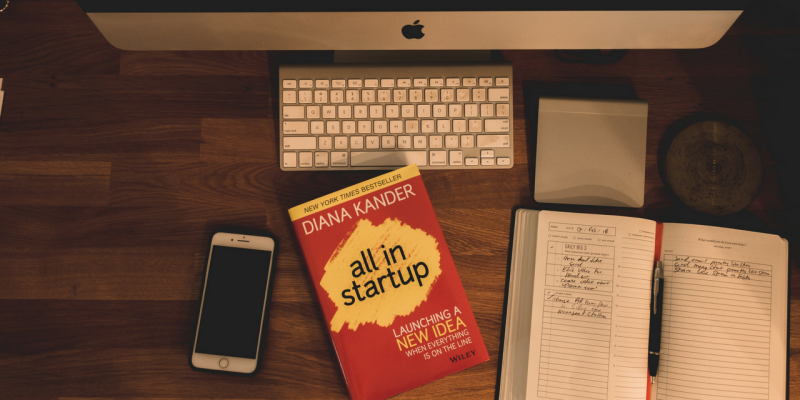 Book Summary – All in startup: Launching a New Idea When Everything Is on the Line