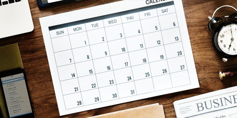 The Marketing Calendar